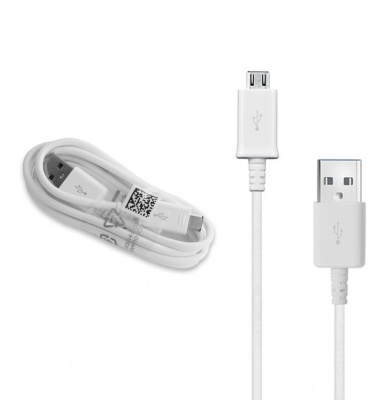 SClout Samsung Galaxy S7 Edge Mobile 1 Mtr Data Cable, Xebac Ultra High Speed Mobile USB Data Cable for Samsung Galaxy S7 Edge (1M,White)