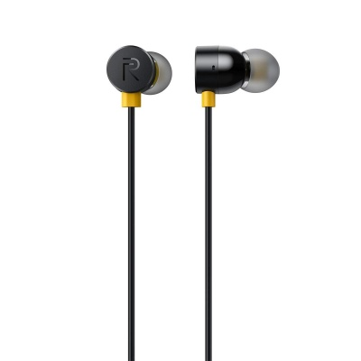Realme Buds 2 with Mic for Android Smartphones (Black)